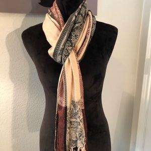 Pashmina Scarf/Shawl.  $10 each